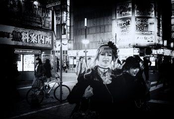 Nuits japonaises de Shinjuku