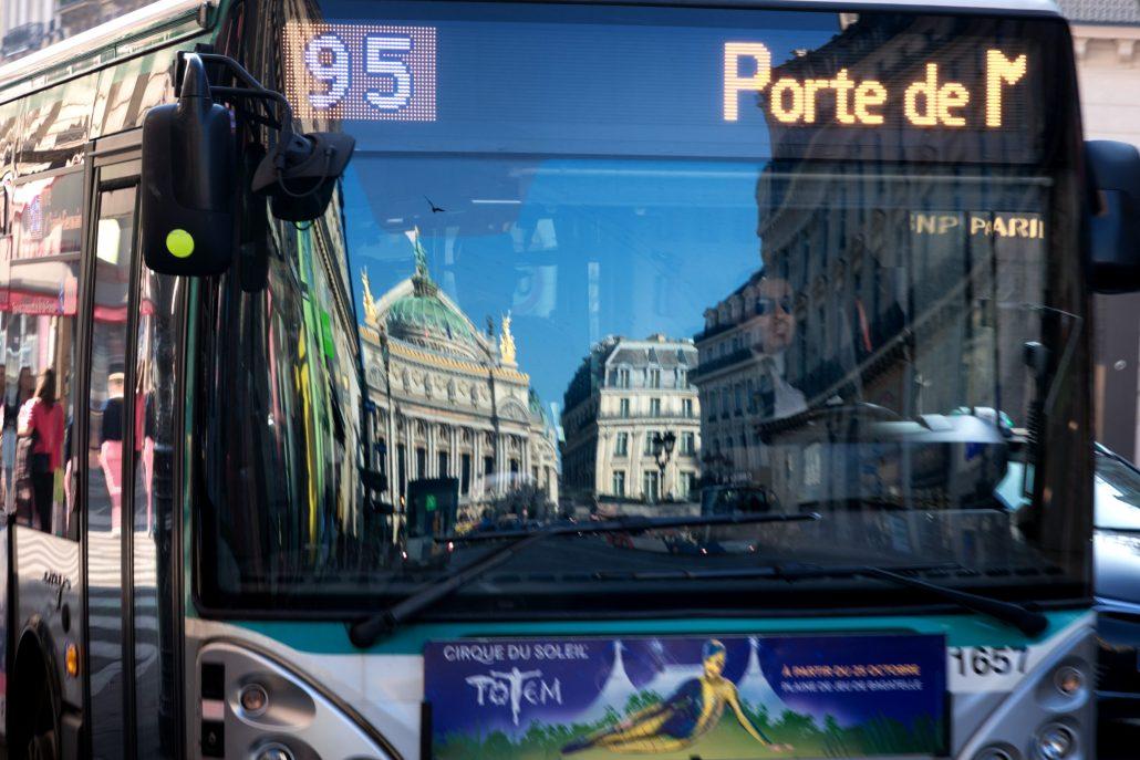 L'Opéra prend le bus