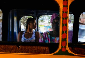 Bus africain