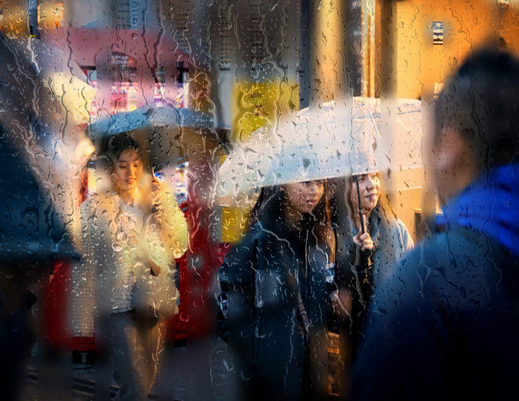 Pluie tokyoïte