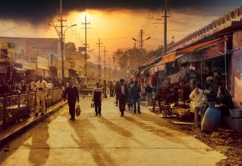 Rue indienne