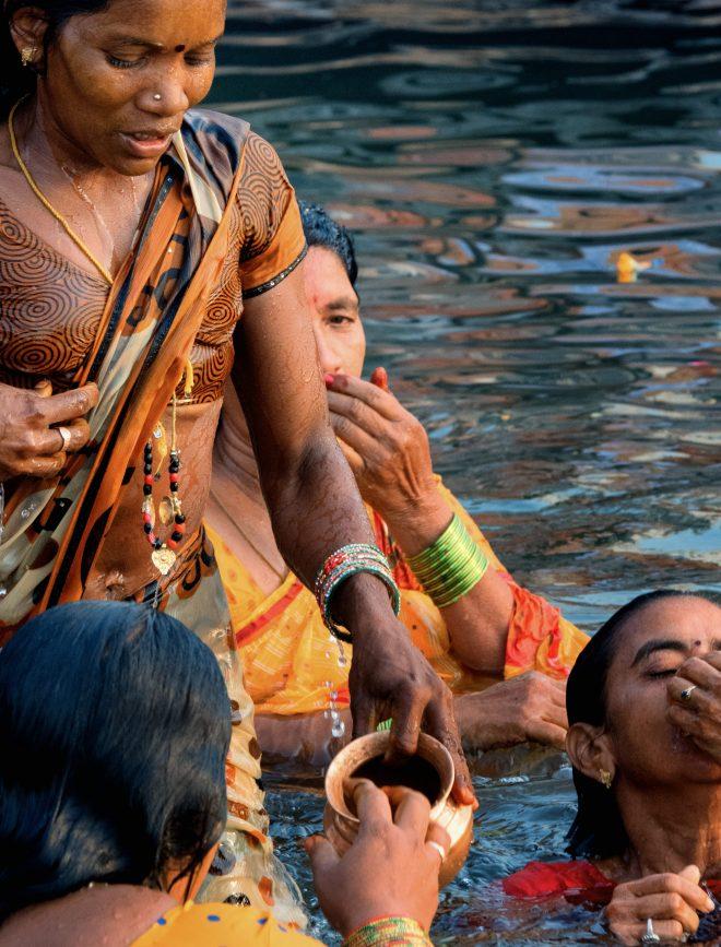 Berge du Gange