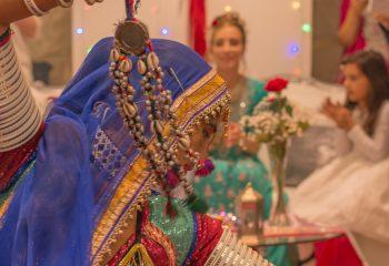 Mariage tout en couleur