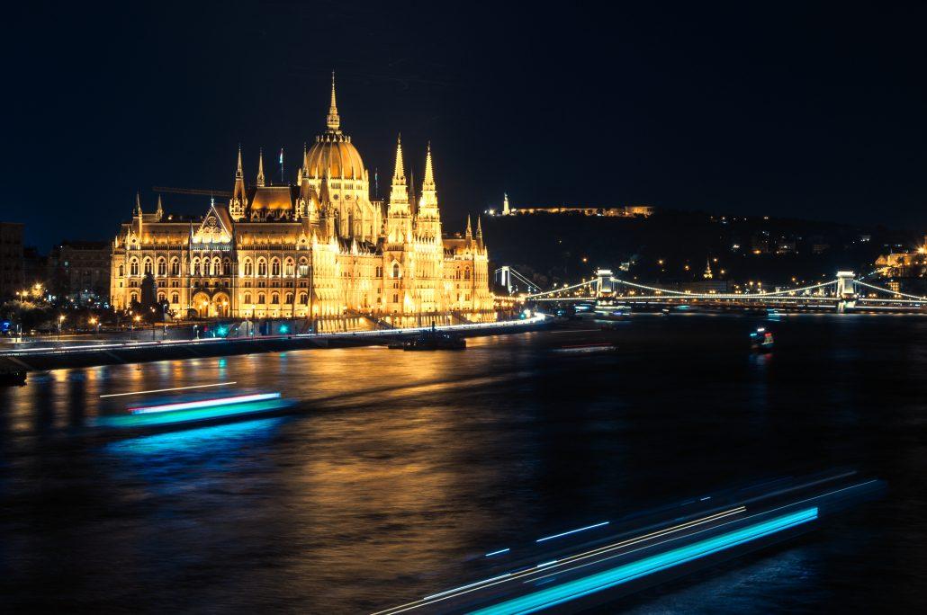 Budapest lights