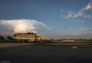 Cloud truck