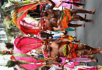 L'ile de la Réunion : couleurs du monde
