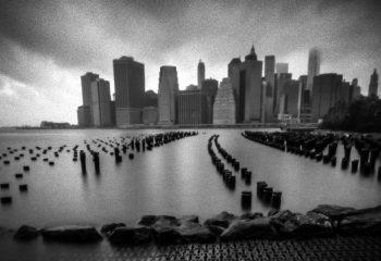 NYC Sky line
