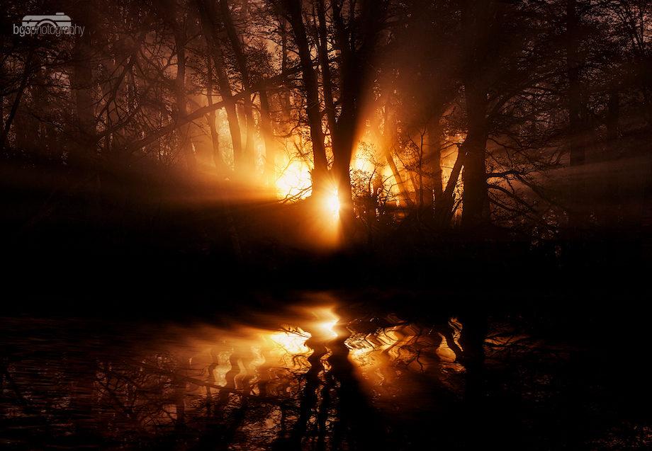 Villarica sunrise