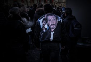 johnny Hallyday 6 - Paris - décembre 2017