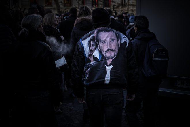 johnny Hallyday 6 - Paris - décembre 2017