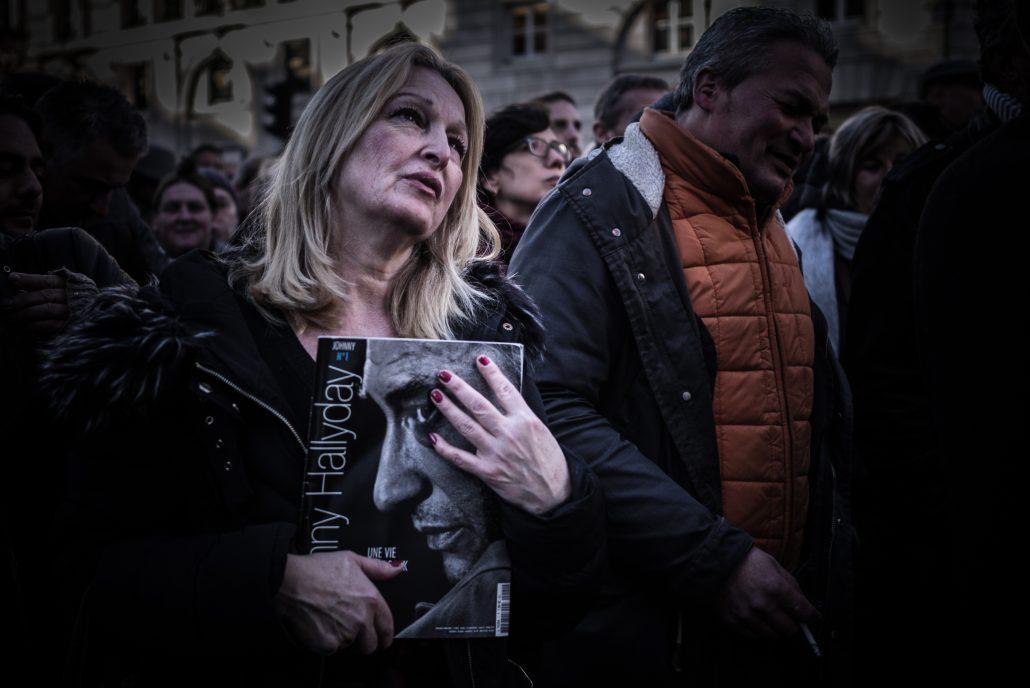 johnny hallyday 7 – Paris – décembre 2017