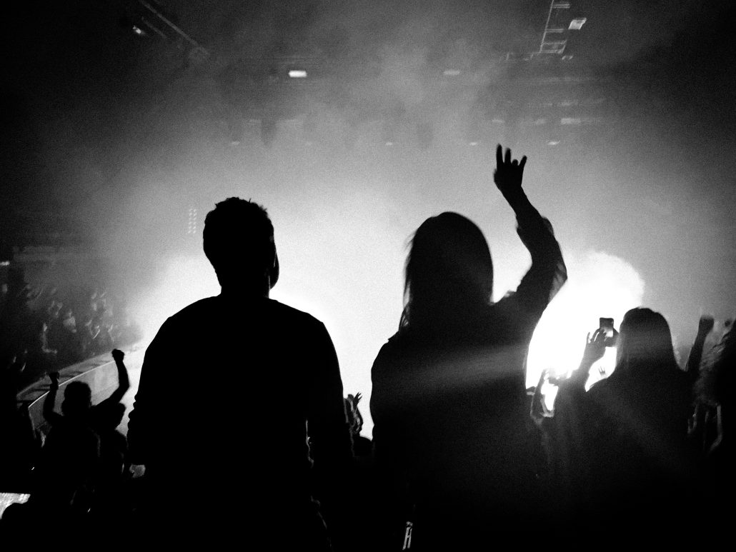 les amoureux au concert – paris – octobre 2017