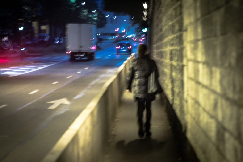 alone in pantin