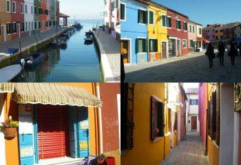 Voyage à Venise - Burano