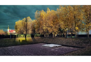 Autoportrait d'automne !